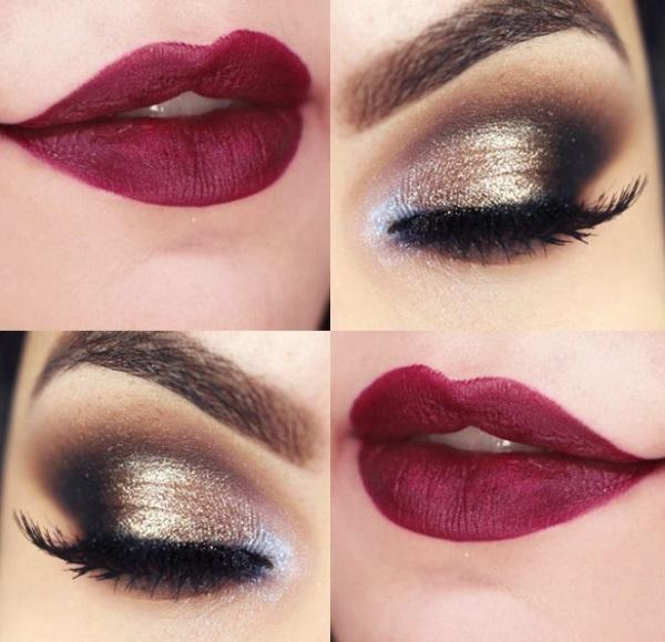 Eye Makeup For A Red Dress Makewalls