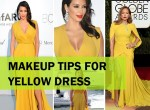 10 Easy and Perfect Makeup Tips for Yellow Dress