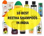 10 Best Reetha Shampoos Available in India