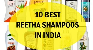 best reetha shampoos in india