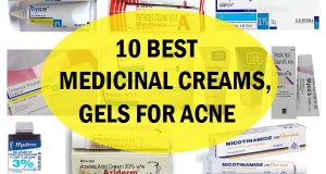 best topical medicinal creams gels for acne
