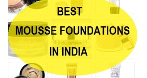 Best mousse foundation in india