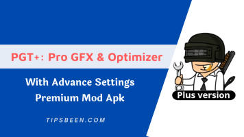 PGT+ Pro GFX & Optimizer (With Advance Settings Premium Apk)