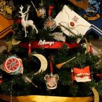 Decoración Navideña de Harry Potter
