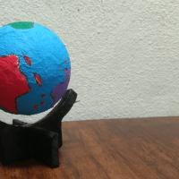 Como hacer un Globo Terraqueo