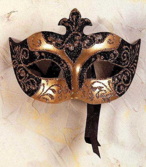 mascara de arlequin