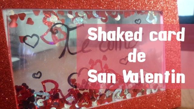 Shaked Card de san valentin