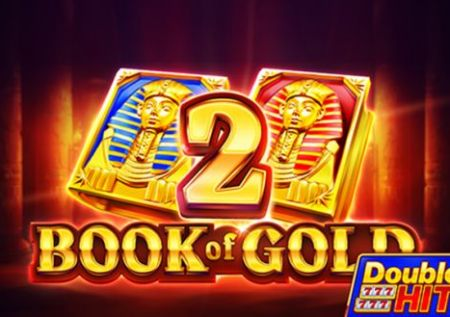 Book of Gold 2: Double Hit Slot