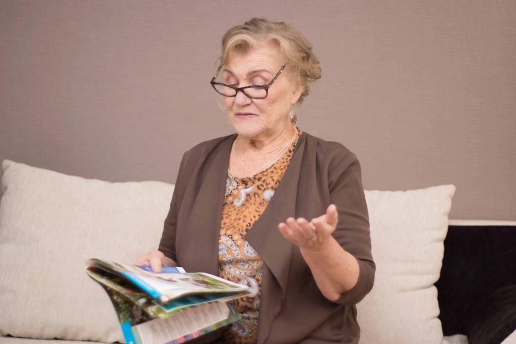 Magazines For Senior Citizens
