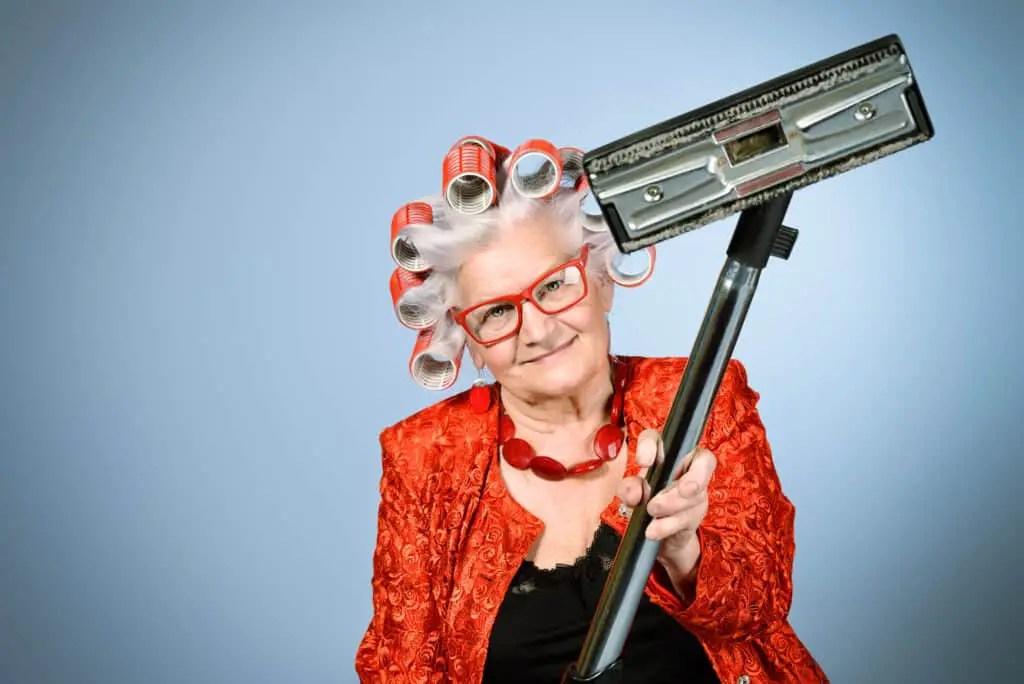 light weight vacuum cleaner for elderly