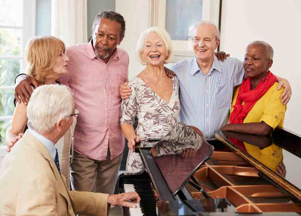 Best Songs for Older Adults