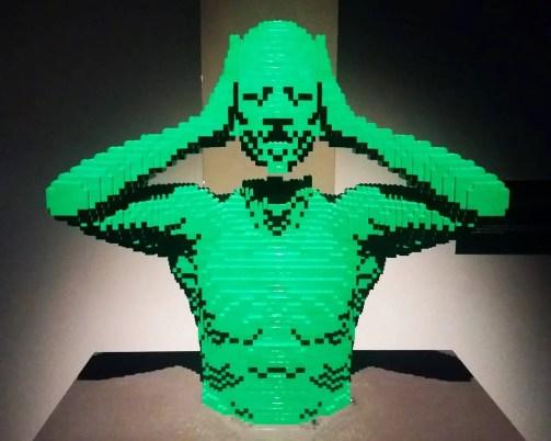 LEGO effect on the brain