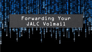 Forwarding Volmail 640