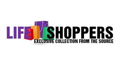 Logo Design For Lifeshoppers.com