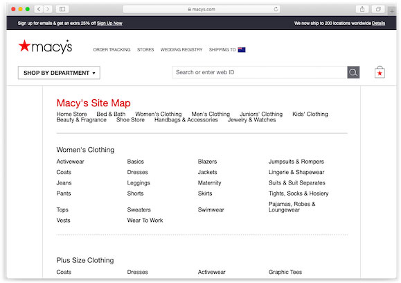 Picture 3 of How to create a sitemap for websites