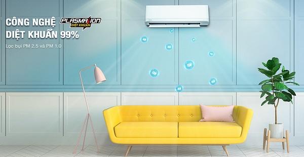 Hình 3 của Tìm hiểu công nghệ lọc khí trên máy lạnh hiện nay