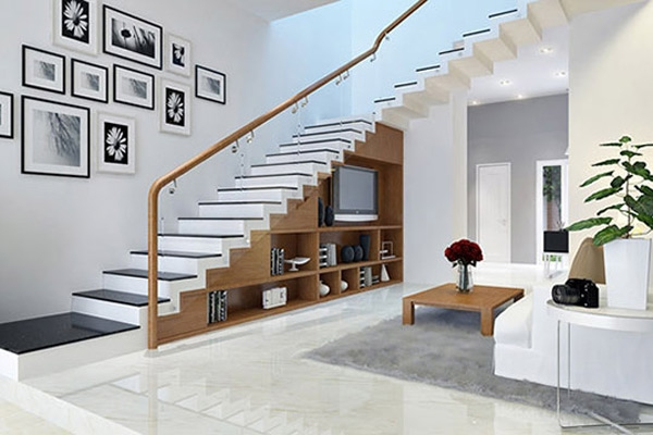 The Living Room Designs Have Beautiful Stairs | Simple Designs Of Stairs Inside House | Cheap | Fancy House | Ultra Modern | Space | Hidden