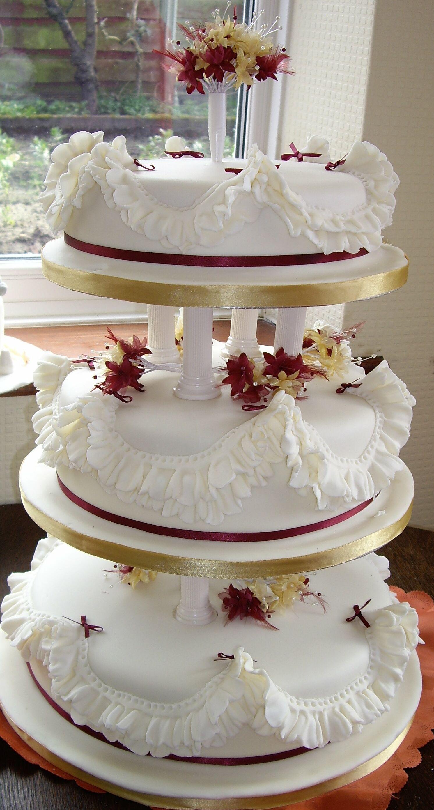 The Most Beautiful Birthday Cake
