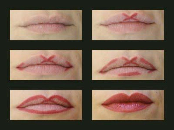 how to get a cupid lip