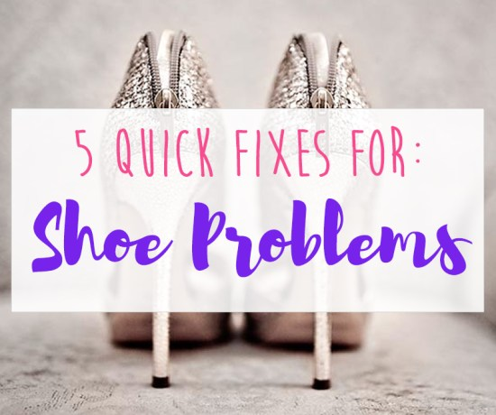 shoe problems and solutions