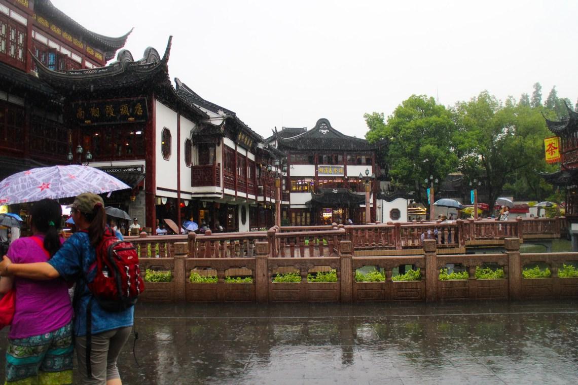 shanghai cheng huang miao