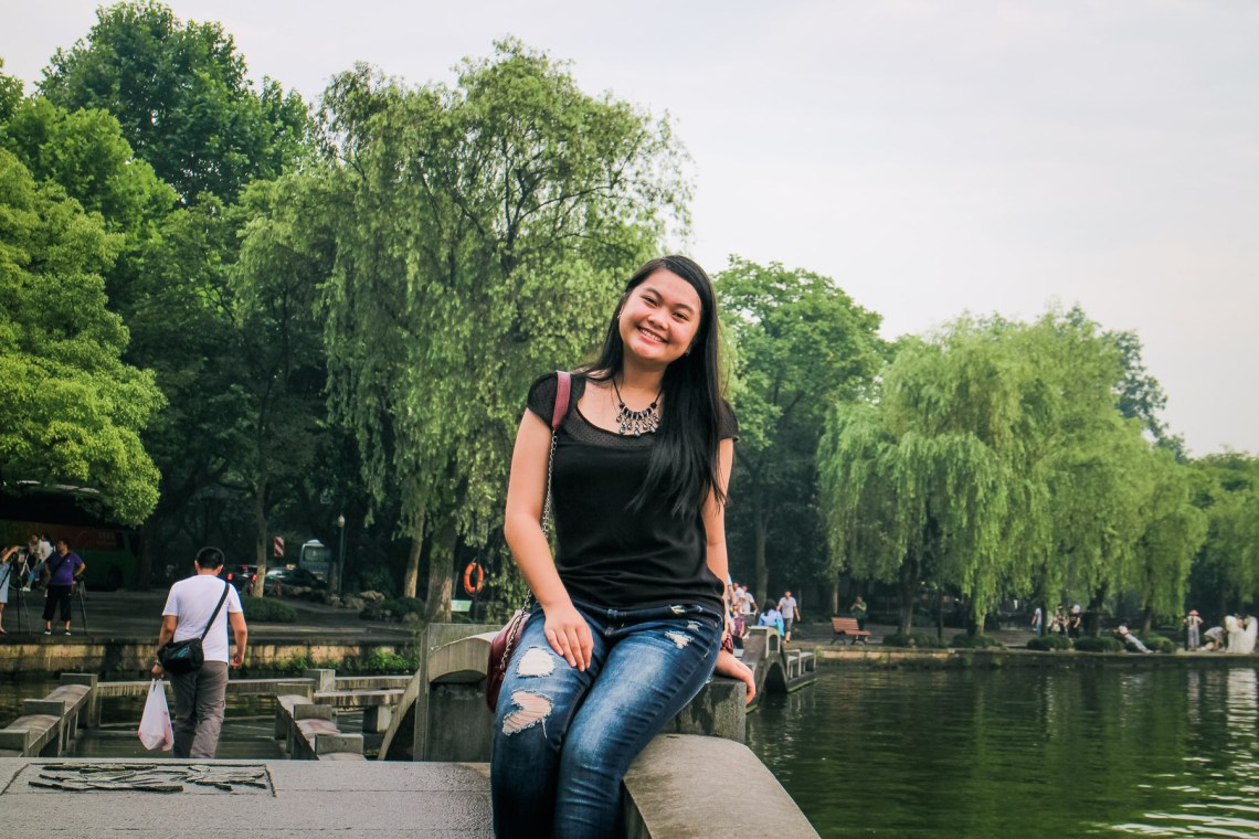 hangzhou west lake travel karen wen