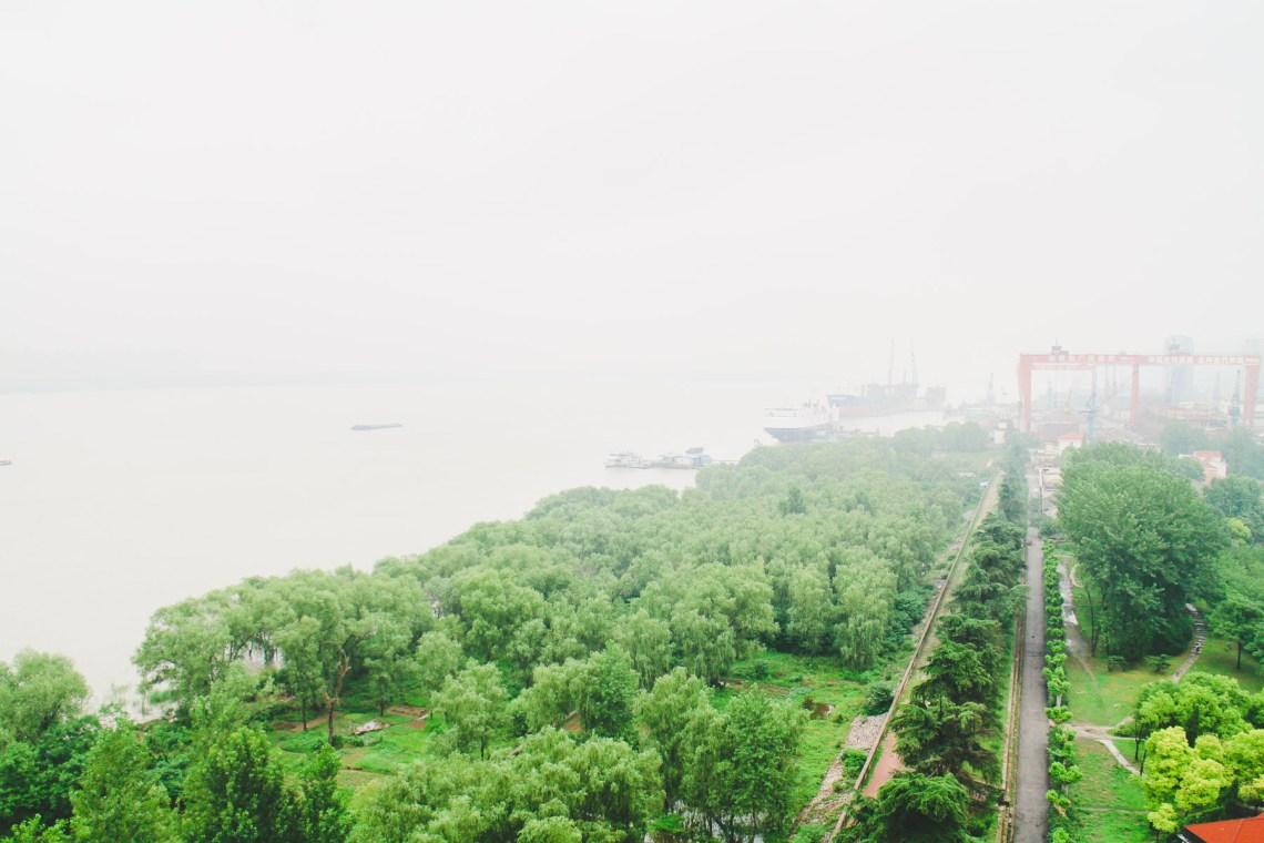 garden china nanjing