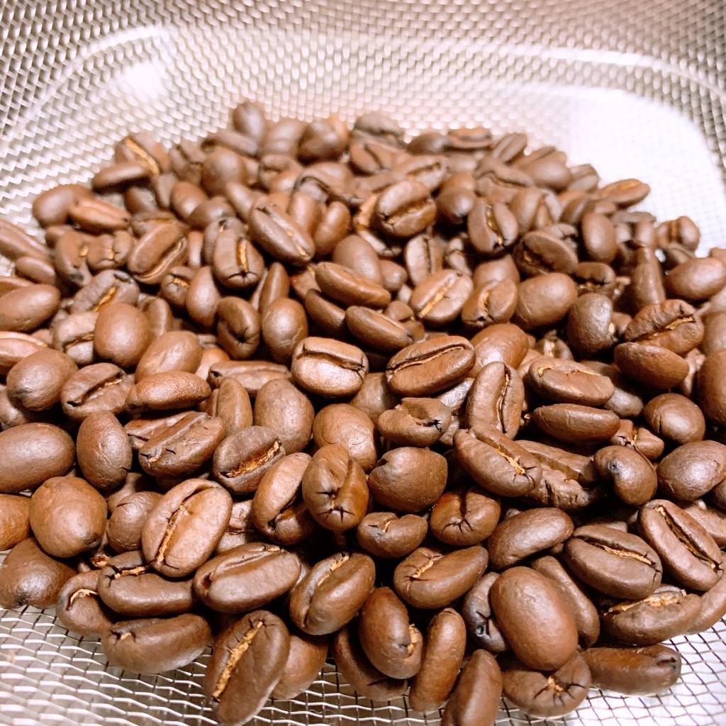 グアテマラ アンティグア 焙煎したコーヒー豆