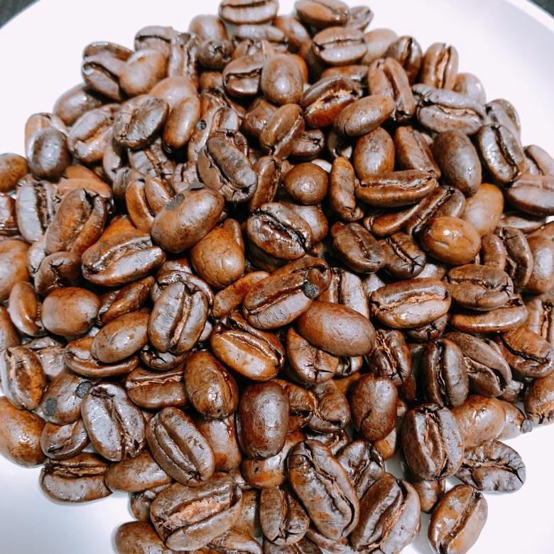 ゴールド トップ マンデリン 深煎り コーヒー豆