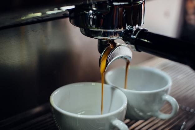 エスプレッソコーヒー 抽出