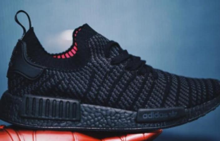 "e950b7c0e4af1 adidas Will Launch the NMD R1 STLT in ""Triple Black"" Next Year – TIP ..."