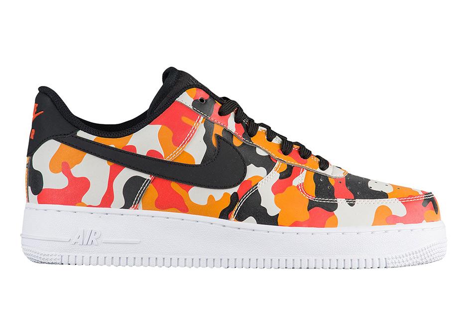 Source: Nike Air Force 1 Low Camo 823511-700 823511-201 | SneakerNews.com