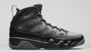 d440907d7dd9 Air Jordan 9 Bred Color  Black Anthracite-University Red Style Code  302370-014.  Release Date  March 10