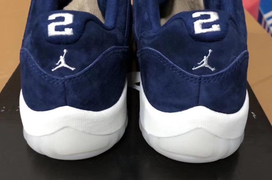 5b2b95b9cd2 Air Jordan 11 Low Derek Jeter RE2PECT – Sneaker Bar Detroit – TIP SOLVER