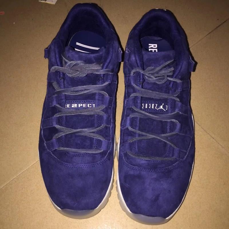 Air Jordan 11 Low Derek Jeter Re2pect