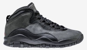 "aa6ed0cbdb2704 Air Jordan 10 ""Dark Shadow"" Color  Dark Shadow Black-True Red Style Code   310805-002. Release Date  April 21"