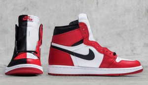 9613b33f2748ea Air Jordan 1 Retro High OG Color  Black White-University Red Style Code   AR9880-023. Release Date  April 21
