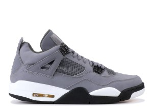 "Air Jordan IV ""Cool Grey"" Color  Cool Grey Chrome-Dark Charcoal Style Code   308497-007 Release Date  August 3 4980f7d7f"