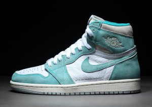 """best sneakers 46f67 6f3f3 Air Jordan 1 """"Turbo Green"""" Color  Turbo Green White-Light Smoke Grey-Sail Style  Code  555088-311 Release Date  February 15, 2019 Price  ..."""