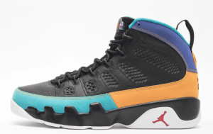 """buy popular 9f5f1 c25c6 Air Jordan IX """"Dream It, Do It"""" Color  Black University Red Style Code   302370-065 Release Date  March 9, 2019 Price   190 Protect Yours With Sole  Protector"""