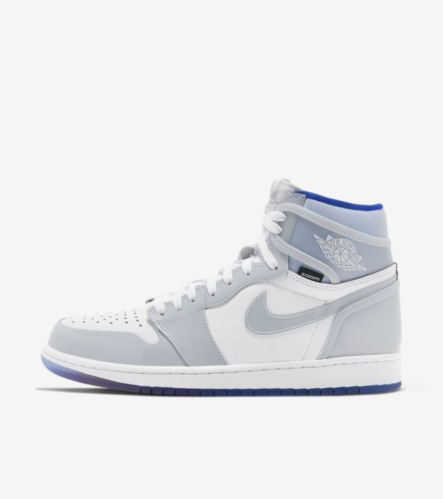 "2020 Air Jordan 1 Zoom ""Racer Blue"""