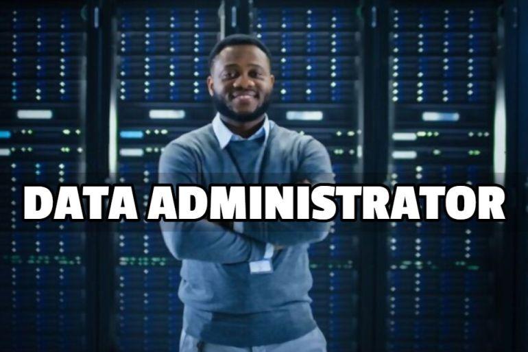 data administrator