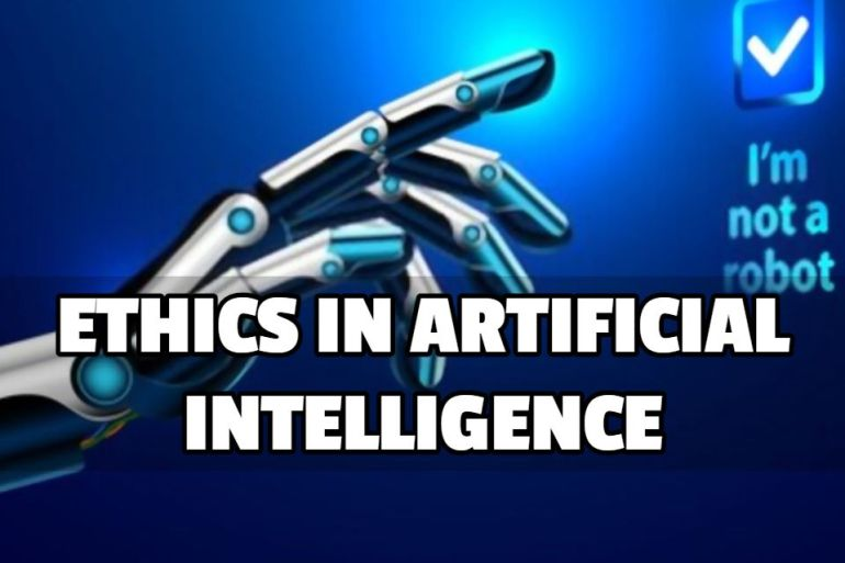 ethics in artificial intelligence