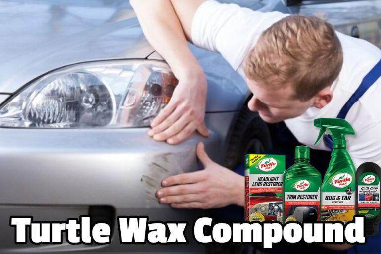 Turtle Wax Compound