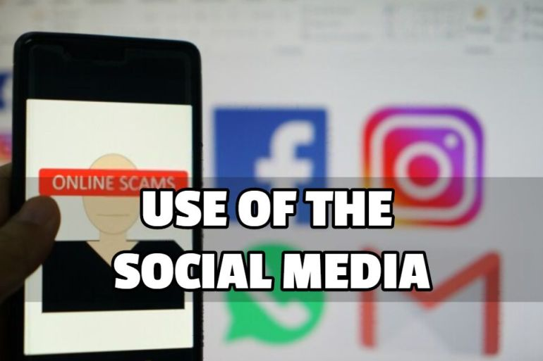 use of the social media