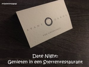 Date Night: Genieten in een sterrenrestaurant