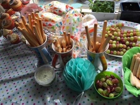Verjaardag snacks 2
