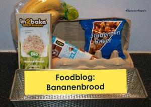 * Foodblog * Bananenbrood