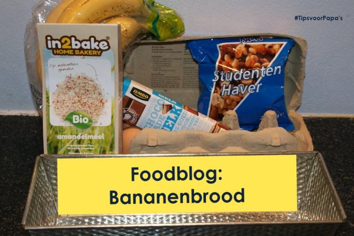 Zelf bananenbrood bakken