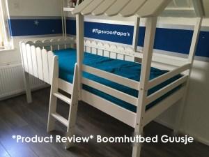 * Product Review* : een nieuw bed voor J.: een boomhutbed